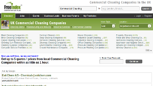 UK Commercial Cleaning Companies