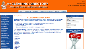Cleaning Directory